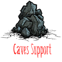 Don't Starve Together Caves Cluster Support