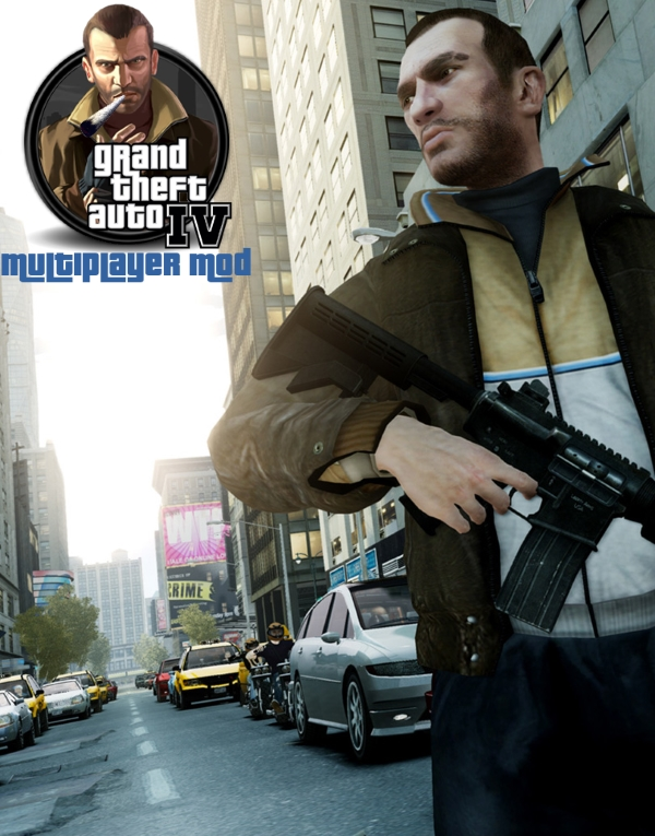Grand Theft Auto 4: Multiplayer