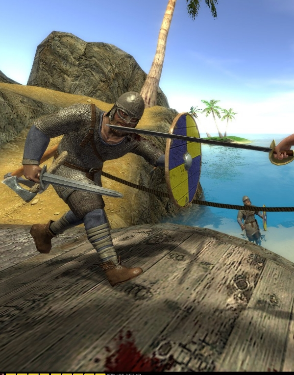 Pirates, Vikings, & Knights II Mod